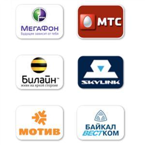 Операторы сотовой связи Ужура