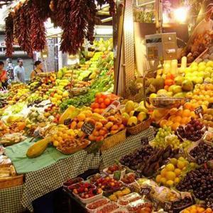 Рынки Ужура