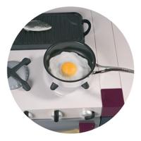 Незнакомка - иконка «кухня» в Ужуре